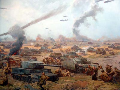 Stalingrad battle